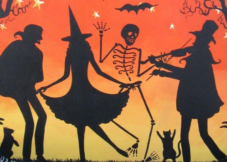 Annual Halloween Dance-a-thon